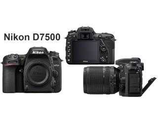 Nikon D7500 Duyuruldu! İşte Ön İncelememiz