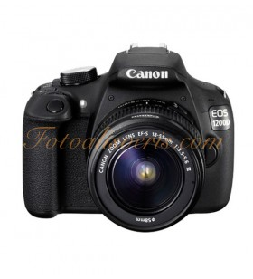 Canon EOS 1200D + 18-55mm Lens Kit DSLR Fotoğraf Makinesi