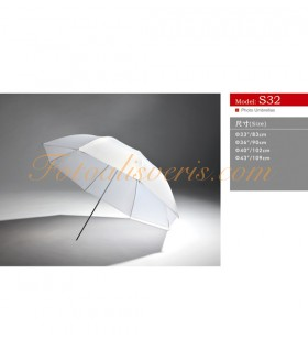 LIFEİ S-32 83cm Soft Şemsiye