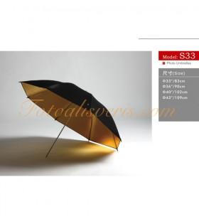 LIFEİ S-33 109cm Silver Gümüş Şemsiye