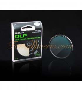 Emolux 72mm DLP Slim UV Filtre