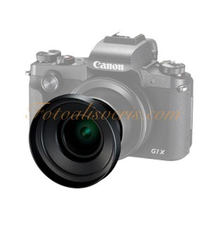 Canon PowerShot G1 X Mark III için LH-DC110 Parasoley