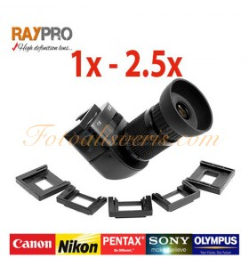 Raypro 1x - 2.5x Right Angle Finder Optik Vizör